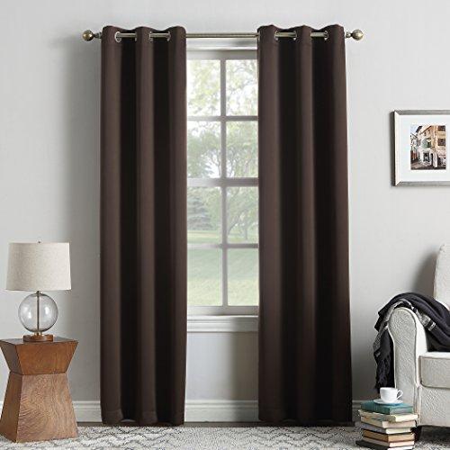 """Amazon :Sun Zero Easton  Panel de cortina opaco, 40"""" x 84"""""""