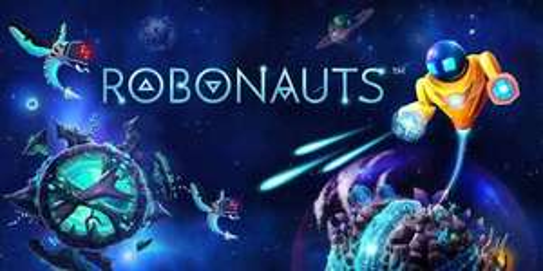 Eshop Nintendo Switch: Robonauts- QubicGames