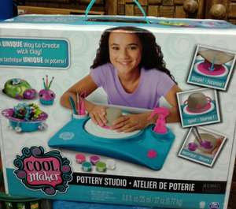 Walmart: Cool maker cerámica