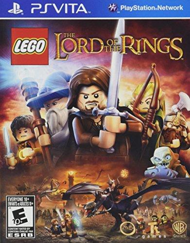 Amazon MX: Lego Lord of the Rings para PlayStation Vita PRIME