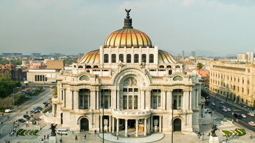Recorre de Manera Virtual el Museo del Palacio de Bellas Artes
