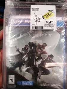 Sam's Club: Destiny PS4