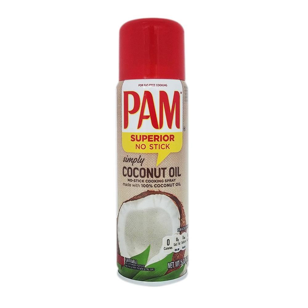 Walmart en línea: Aceite PAM de Coco y Oliva de 141g a 2x$50