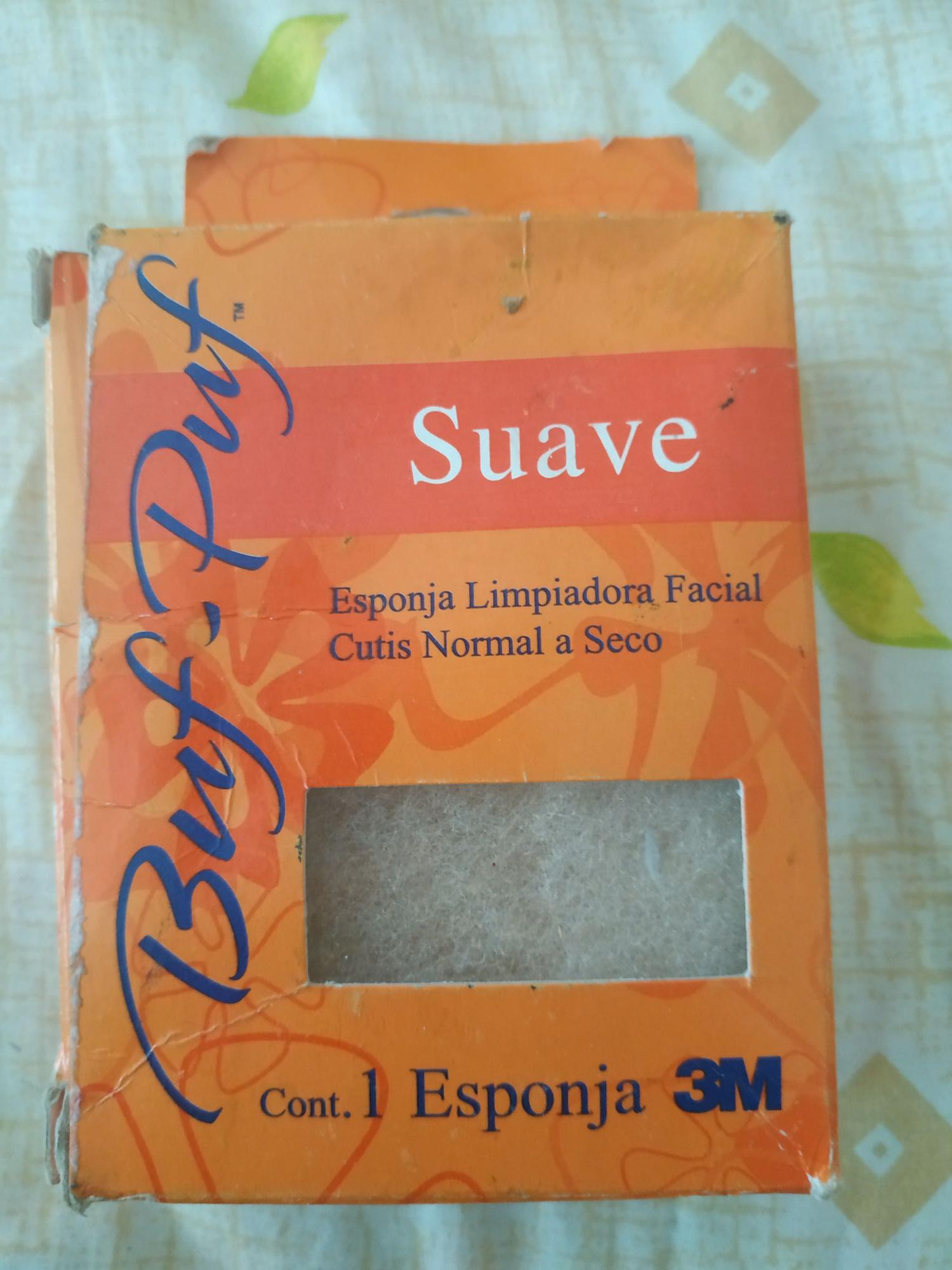 Soriana. Esponja Limpiadora Facial $3.20