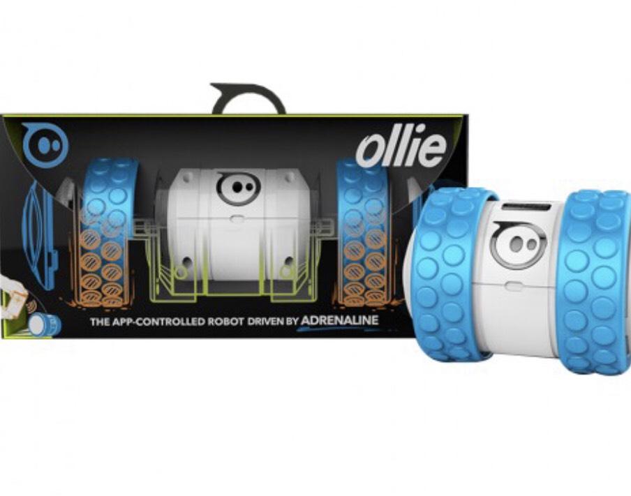 El Palacio de Hierro en linea: Robot Sphero Ollie