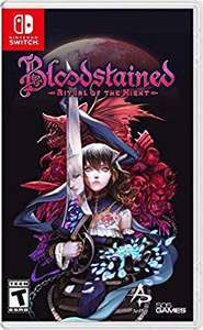 Amazon USA: Bloodstained Ritual of the Night para Nintendo Switch