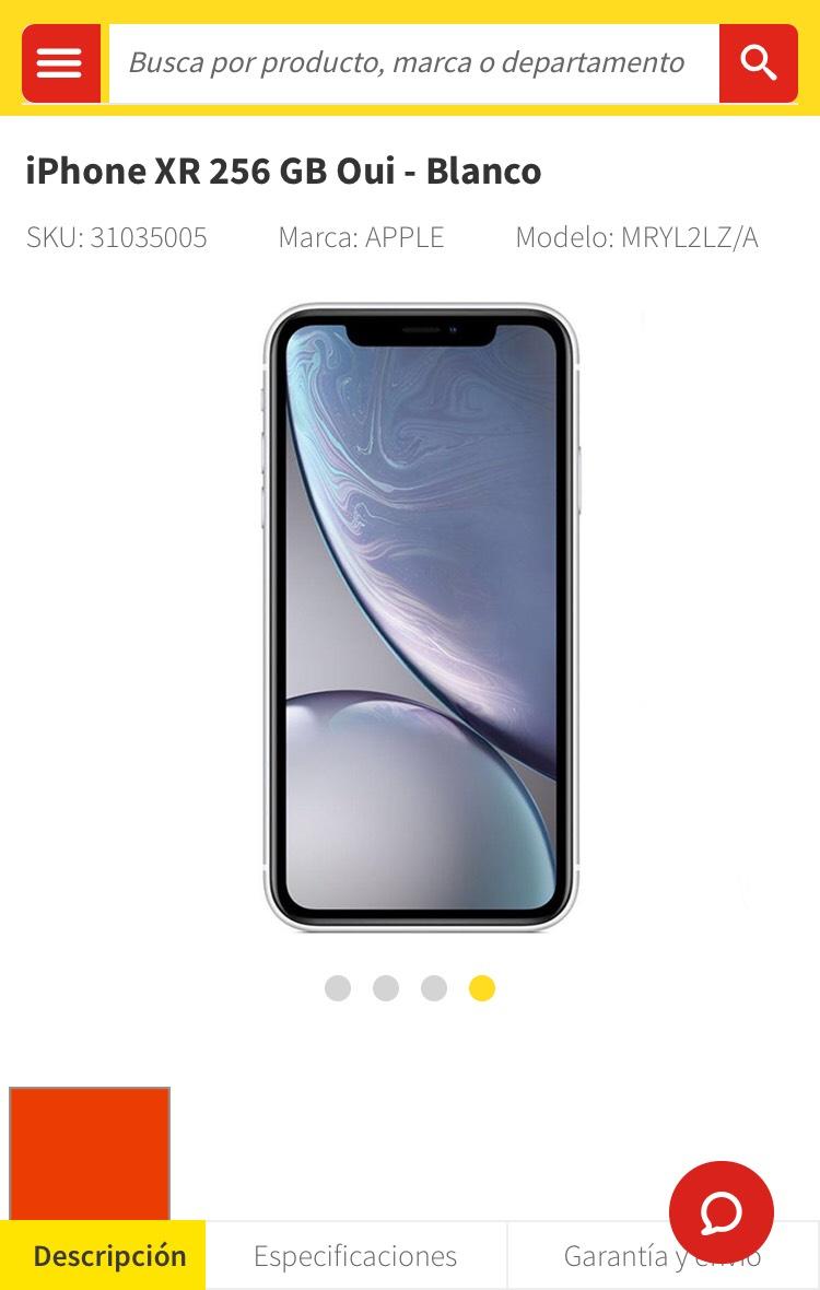 Elektra: iPhone XR 256 gb