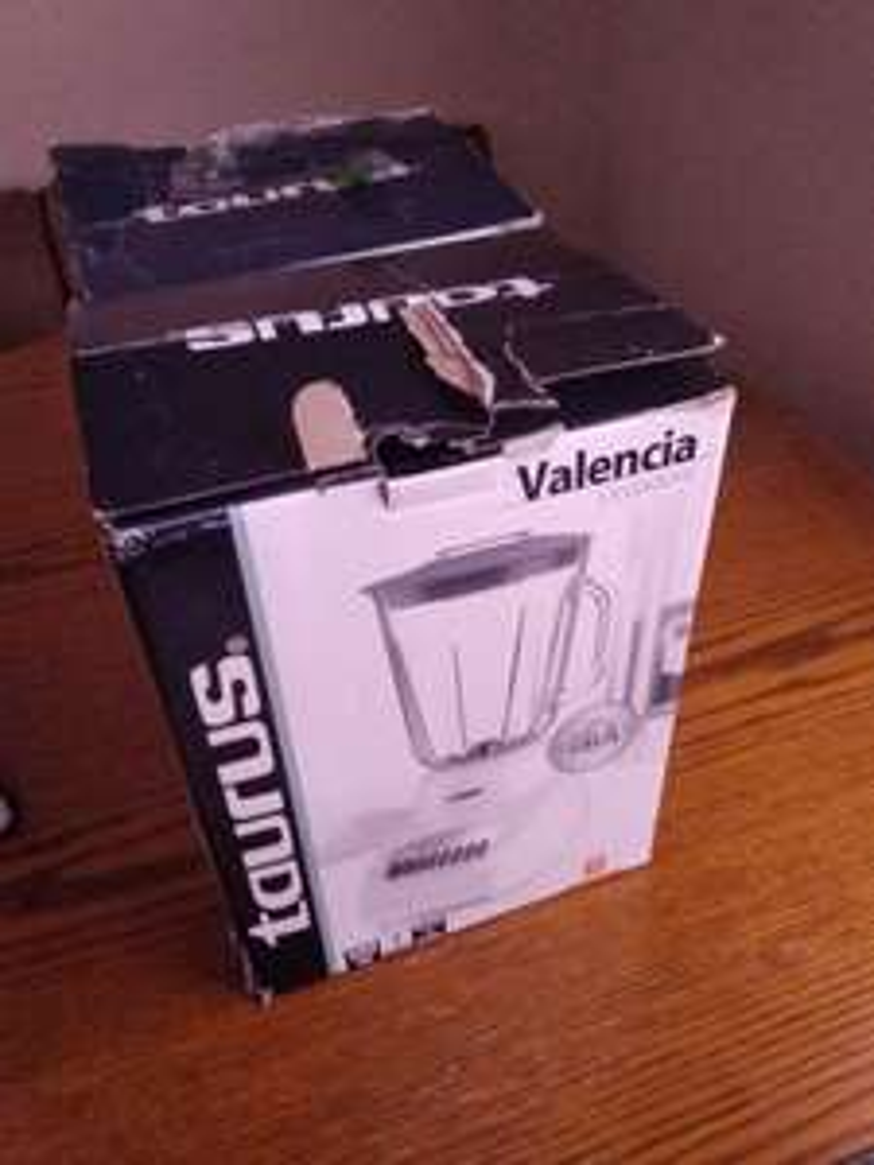 Bodega Aurrera: Licuadora Taurus Vaso de vidrio 500w 7 velocidades