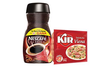 Oxxo: Compra Nescafé o Dolca y llévate GRATIS Salchica Viena KIR