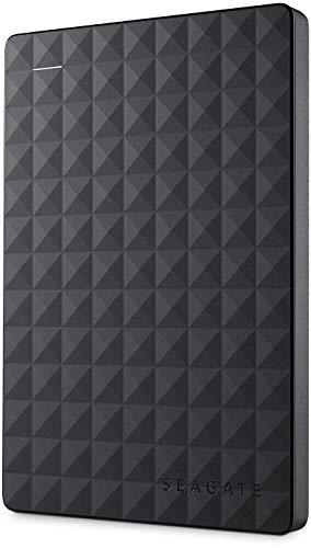 """Amazon: Disco Duro Externo 1TB, 5400 RPM, color Negro, 2.5"""""""