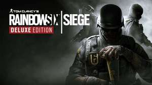 Fanatical: Tom Clancy's Rainbow Six Siege Deluxe Edition para PC