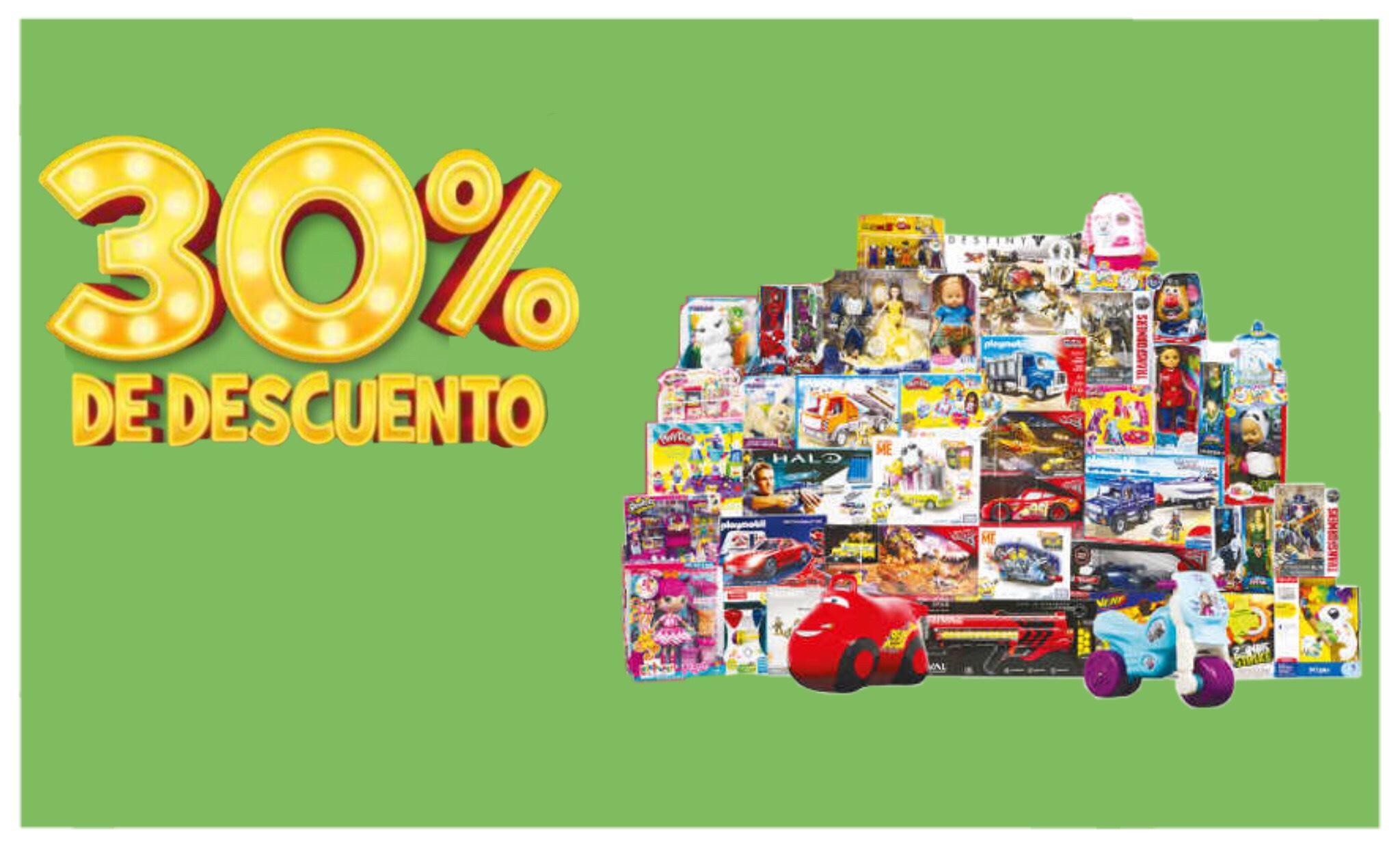 Julio Regalado 2019 en Soriana: 30% de Descuento en Juguetería, Montables y Bicicletas