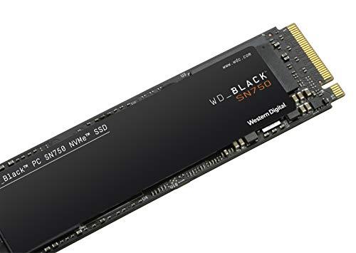 Amazon: Western Digital SN750 Unidad de Estado sólido M.2 500 GB