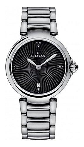Amazon: EDOX Mujer 570023m Nin lapassion analógico de plata