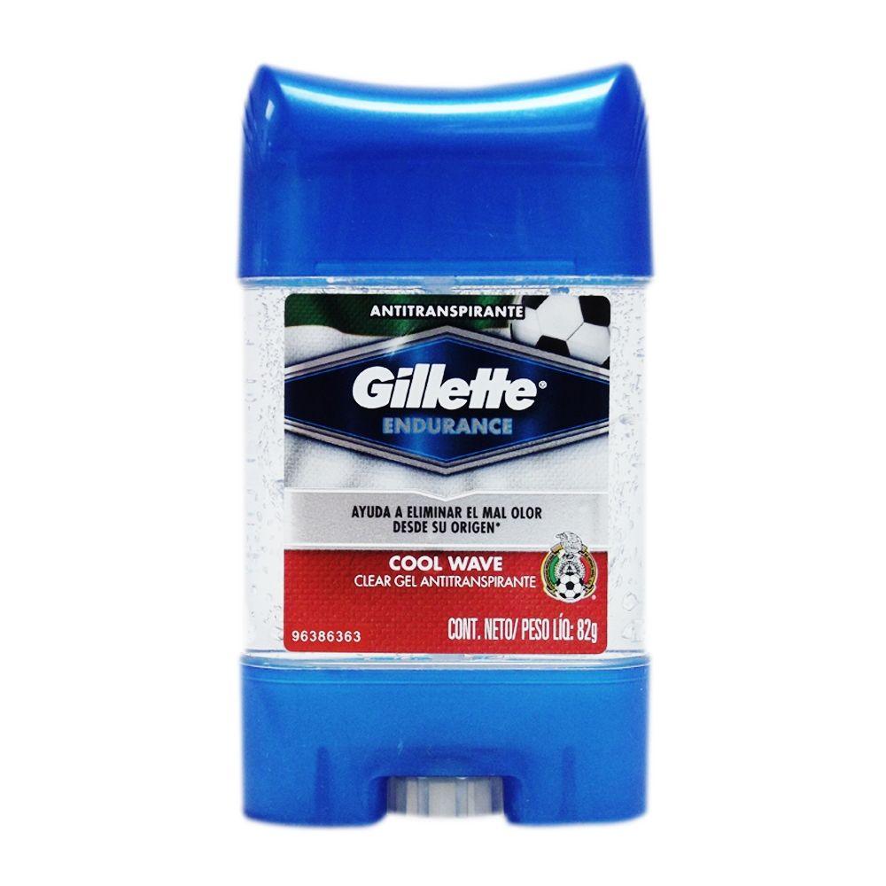 Walmart Súper: Antitranspirante Gillette gel a 2x$60