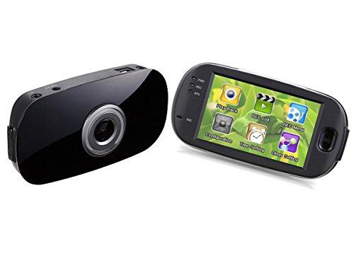 Amazon: Winycam S200hd 7.6 cm visualización táctil Dash CAM de Coche con Sensor de Impacto Integrado de Alta definición y GPS Logger