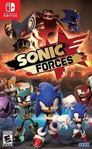 Amazon: Sonic Forces - Estándar Edition