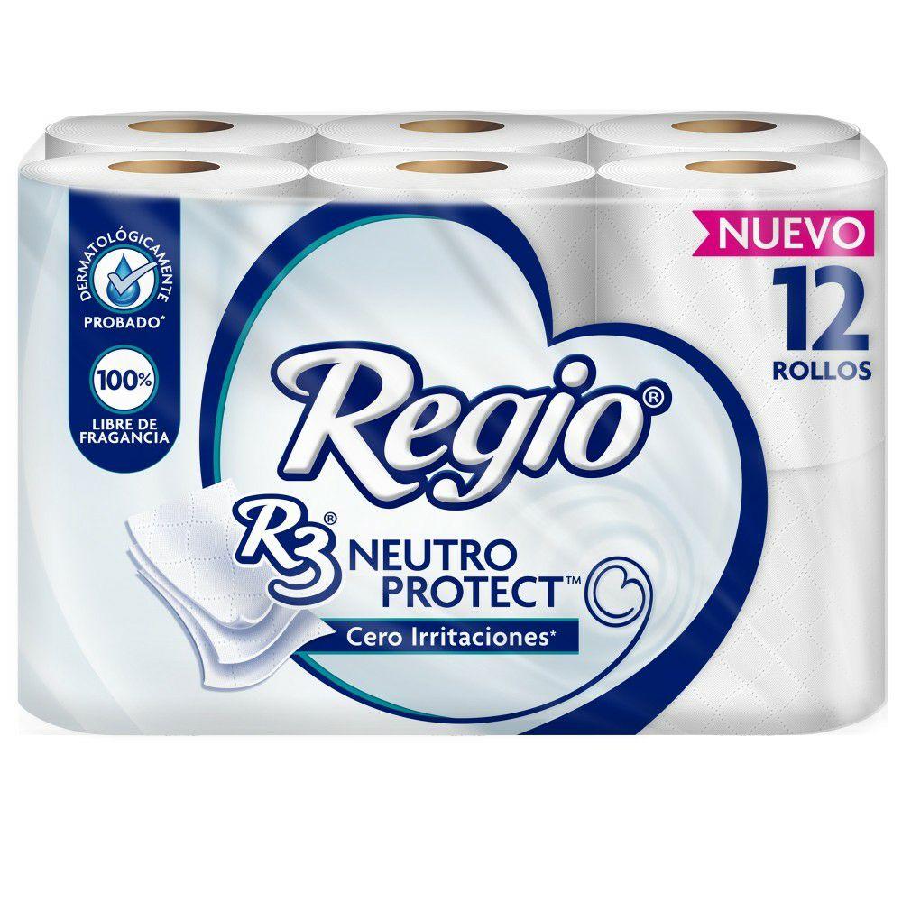 H-E-B:Higienico Neutro 12pz (2x$120)