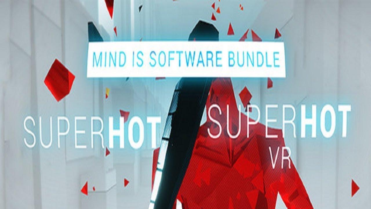 Steam: SUPERHOT MIND IS SOFTWARE BUNDLE