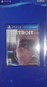Sam's Club: Detroit Become Human PS4