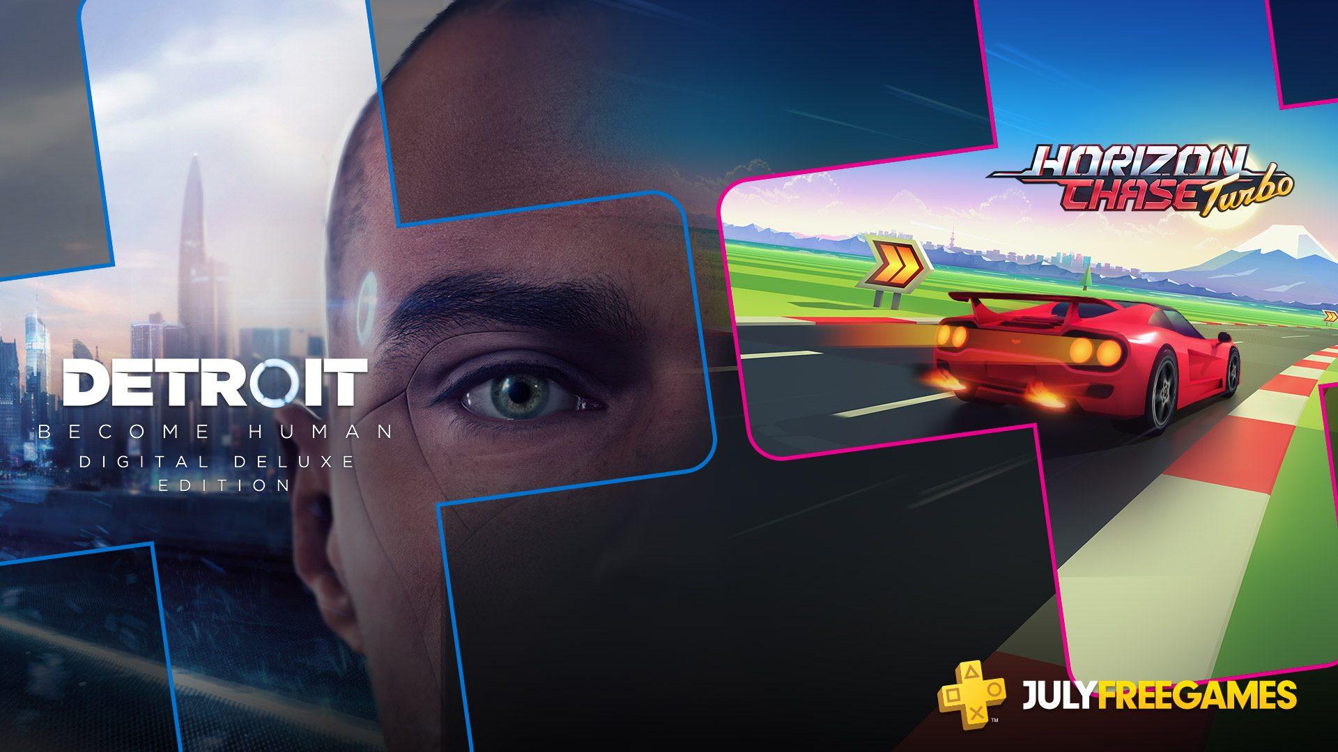 PSN: Juegos gratuitos de Julio para PlayStation Plus