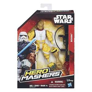 Amazon: Figuras Hero Mashers desde  $59.10