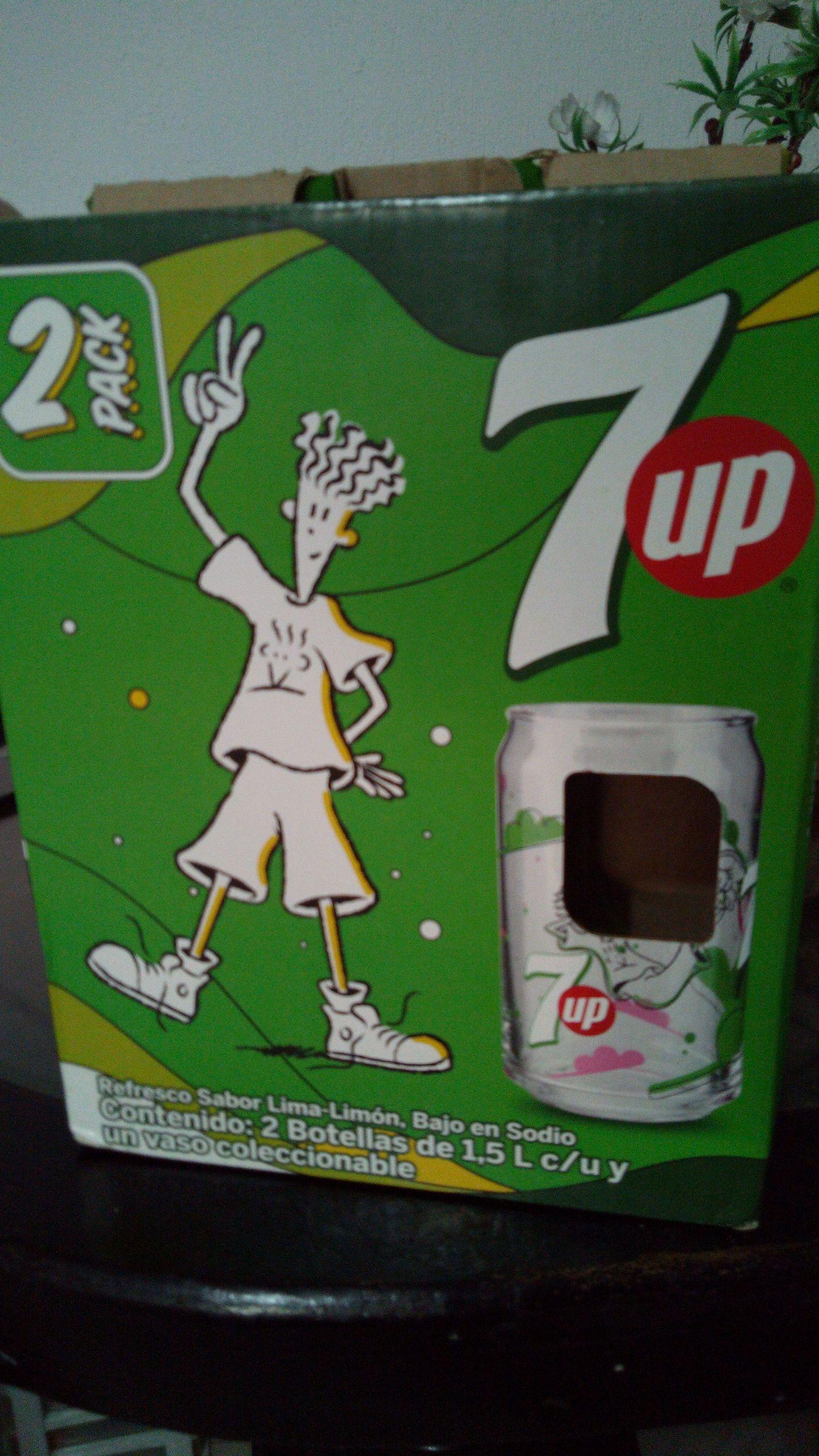 Bodega Aurrerá: Paquete 7Up