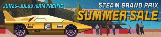 Recopilación venta de verano en Steam por menos de 50 pesos