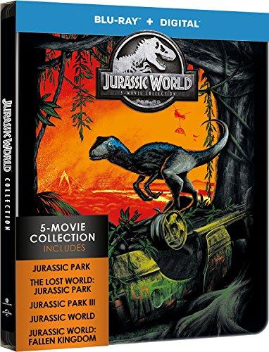 AMAZON Jurassic World: 5-movie Collection [Blu-ray]