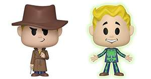 Amazon: Funko Figure VYNL Fallout Adamantium and Stranger