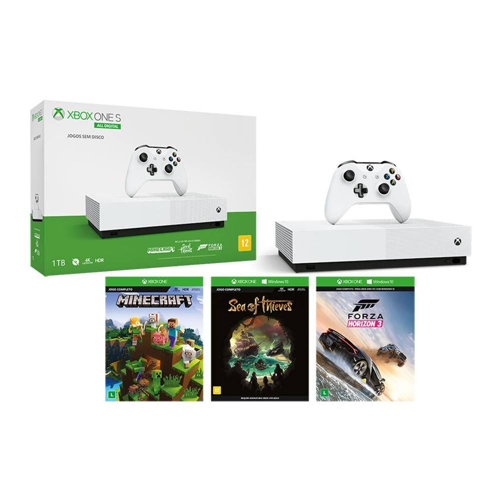 Sam's Club: Xbox one S All digital 1TB (pagando con bancomer)