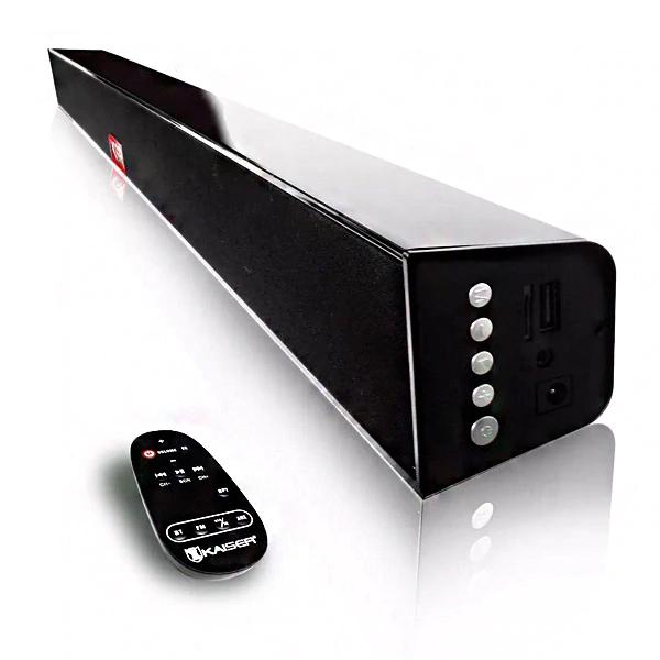 Claro Shop: Barra De Sonido Cinema Soundbar 2.1 Bluetooth/usb/sd/fm KSR de 2699 a 1179