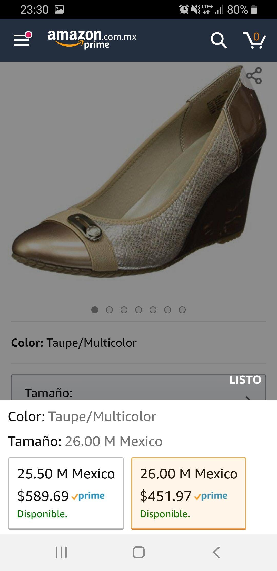 Amazon: Zapatos Anne Klein