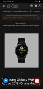 Doto: Samsung galaxy watch active