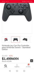 Claro Shop: Pro controller switch