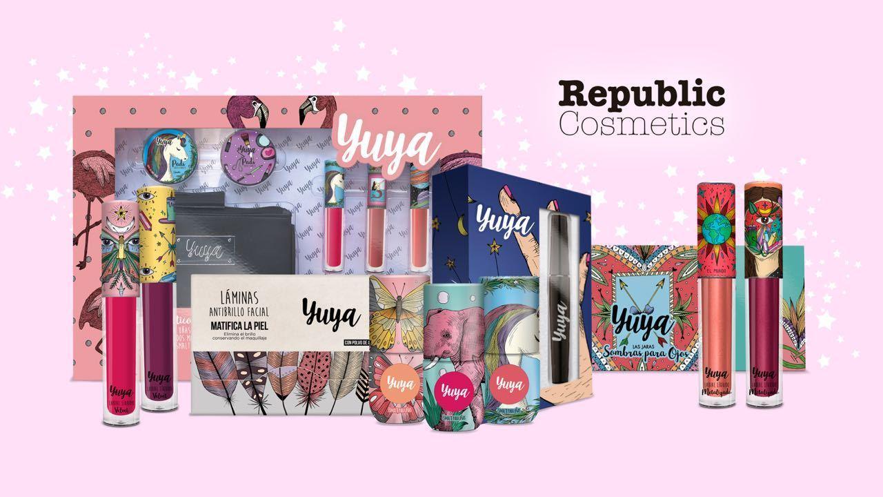 Republic Cosmetics: CRAZY OFFER