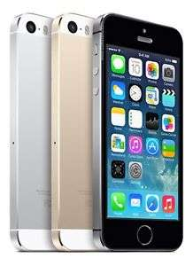 Ebay: iPhone 5s 16 gb Desbloqueado