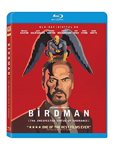AMAZON: Birdman: La Inesperada Virtud de la Ignorancia [Blu-ray]