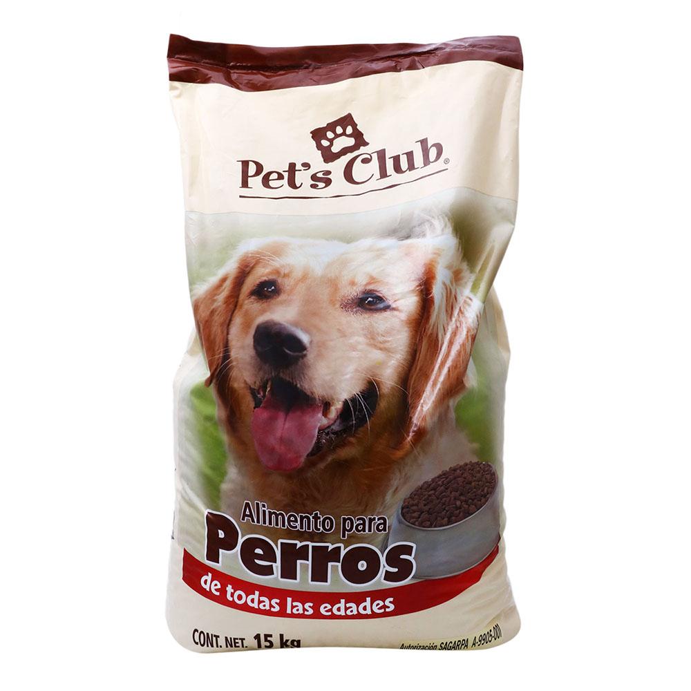 La Comer en línea: Croquetas Pet's Club (o a 3$x494.4)
