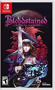 Amazon: Bloodstained Ritual Of The Night para Nintendo Switch