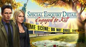 Juego SPECIAL ENQUIRY DETAIL: ENGAGED TO KILL para iOS & OS X (y parcialmente en Android) GRATIS por 48 horas en Apple App Store & iTunes.