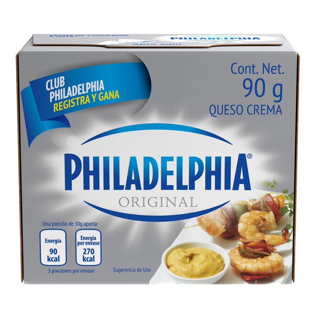 La Comer Queso PHILADELPHIA