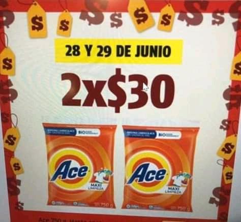 Ace 2x30 Oxxo
