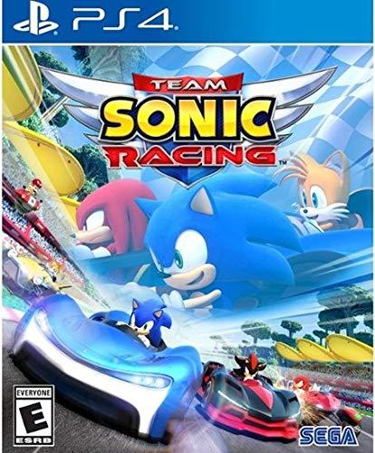 Amazon MX: Team Sonic Racing para PS4 y Xbox One.  Precio Más Bajo