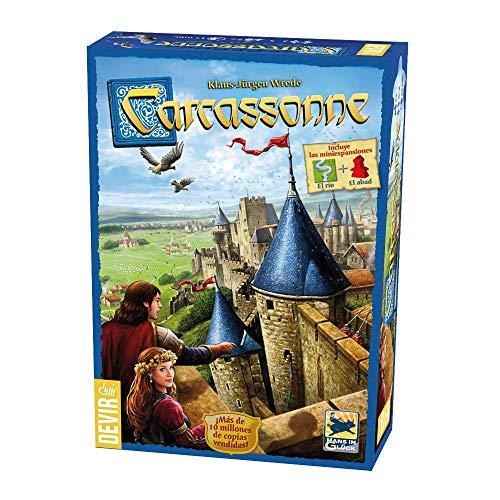 Amazon: Carcassonne juego de mesa