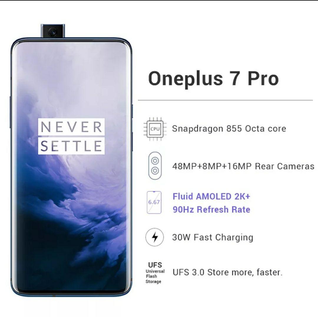 Aliexpress: OnePlus 7 Pro de 8GB/256GB