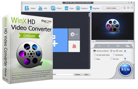 WinX Video Converter Pro GRATIS
