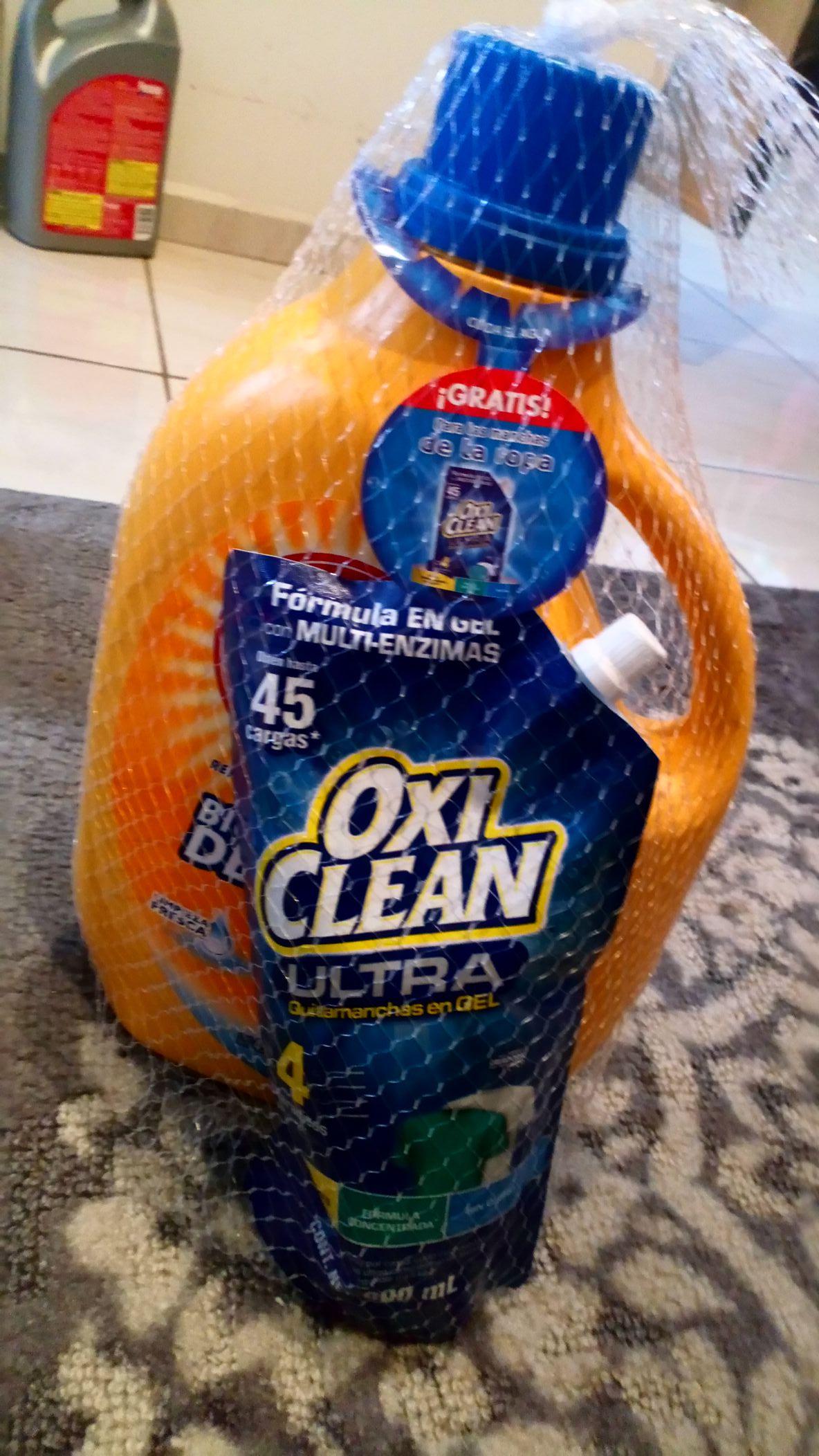 Walmart: Detergente Arm&Hammer