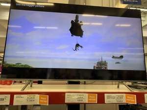 "Sam's Club: Smart TV Samsung 82"" 4K UHD"