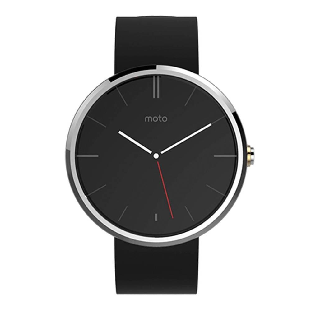 Outlet Walmart - Smart watch Moto 360 de $4,999 a $3,249 (18 meses sin intereses con Banorte y Walmart/Inbursa)